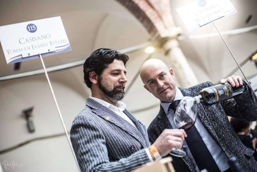 Giancarlo Tommasi ed Emiliano Falsini, i volti dietro il Brunello di Montalcino che nasce nella tenuta Tommasi Family Estates di #CasisanoTales