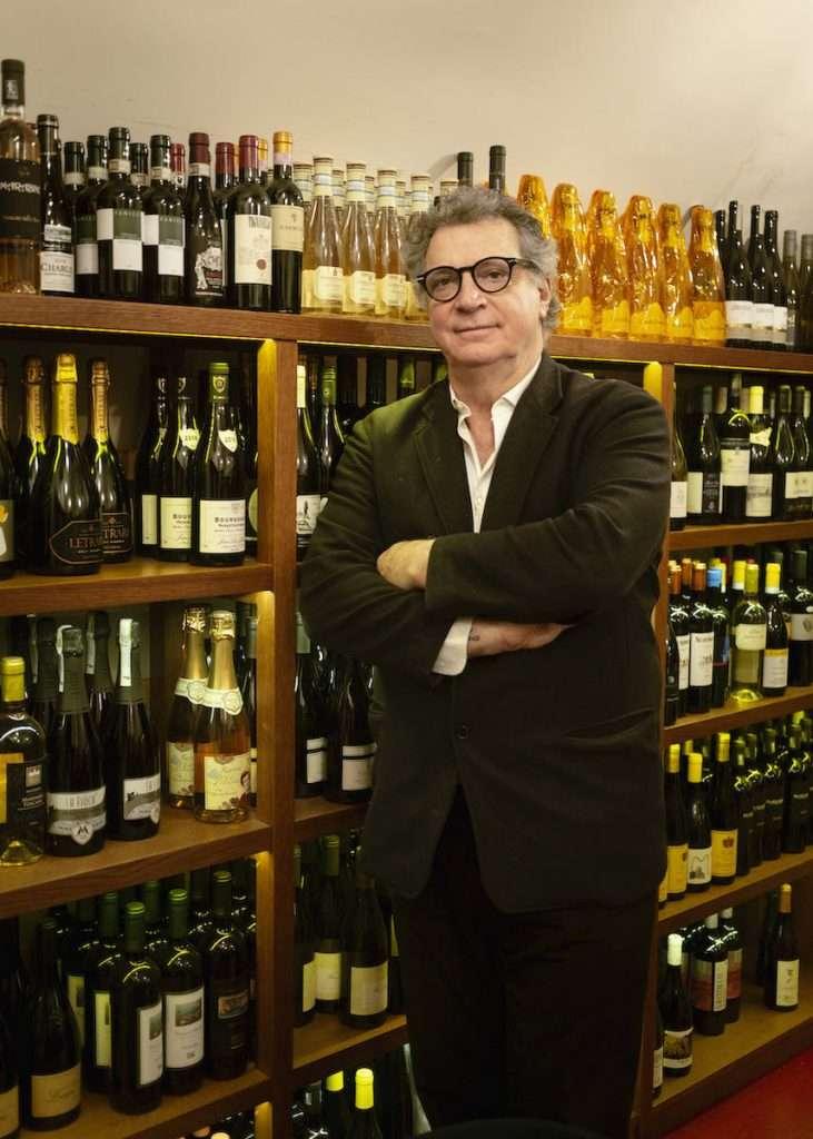 Massimo Riccioli, titolare del ristorante La Rosetta, partner di Castello di Montepò