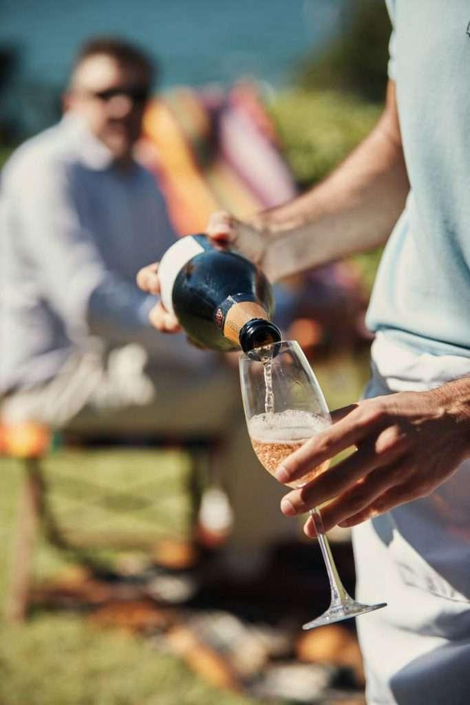 Lo Champagne può essere protagonista sempre: ad esempio, per i pic-nic di Pasquetta