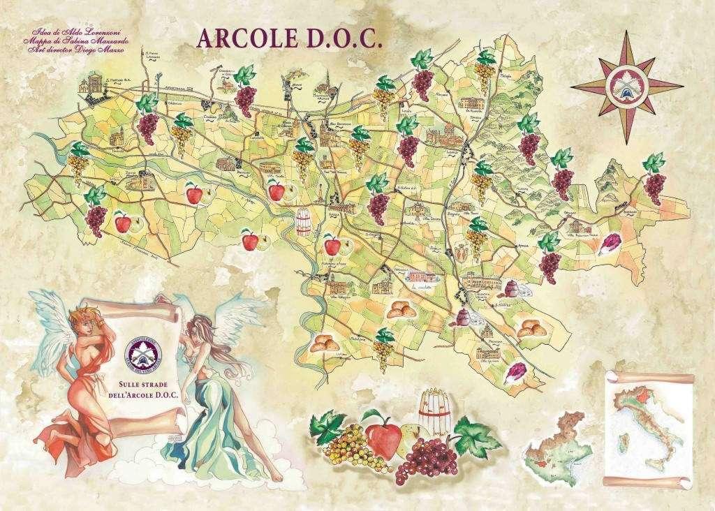 Avanti a tutto Pinot Grigio: il futuro è rosa per la Doc Arcole