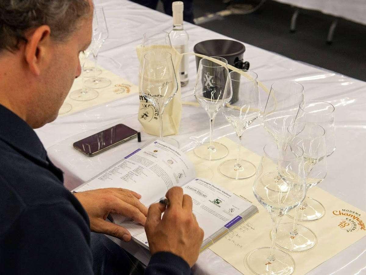 Champagne Experience 2021: i temi delle Master Class