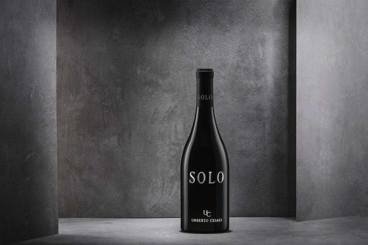 Nasce Solo: Umberto Cesari firma il primo vino 100% Merlese