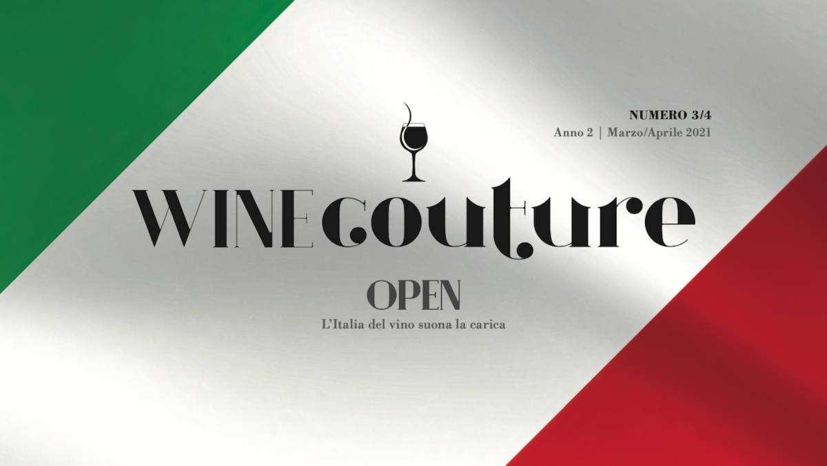 """WineCouture, anno due, numero 3/4: """"Open"""""""