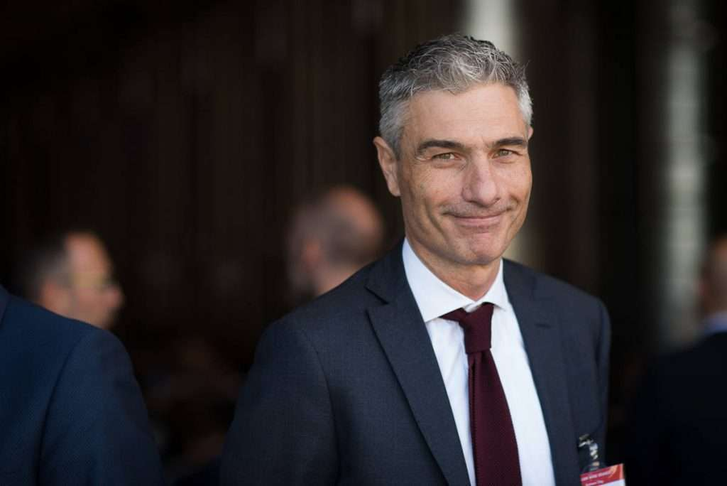 Il presidente del Cda di Italian Wine Brands, Alessandro Mutinelli