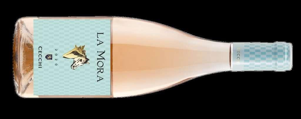 Il nuovo vino è il primo rosato a marchio Cecchi