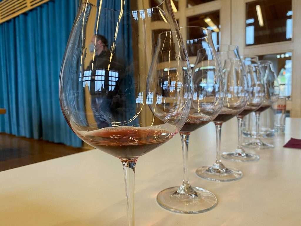 Nel corso delle iornate Altoatesine svelata la top 10 del Pinot Nero 2018