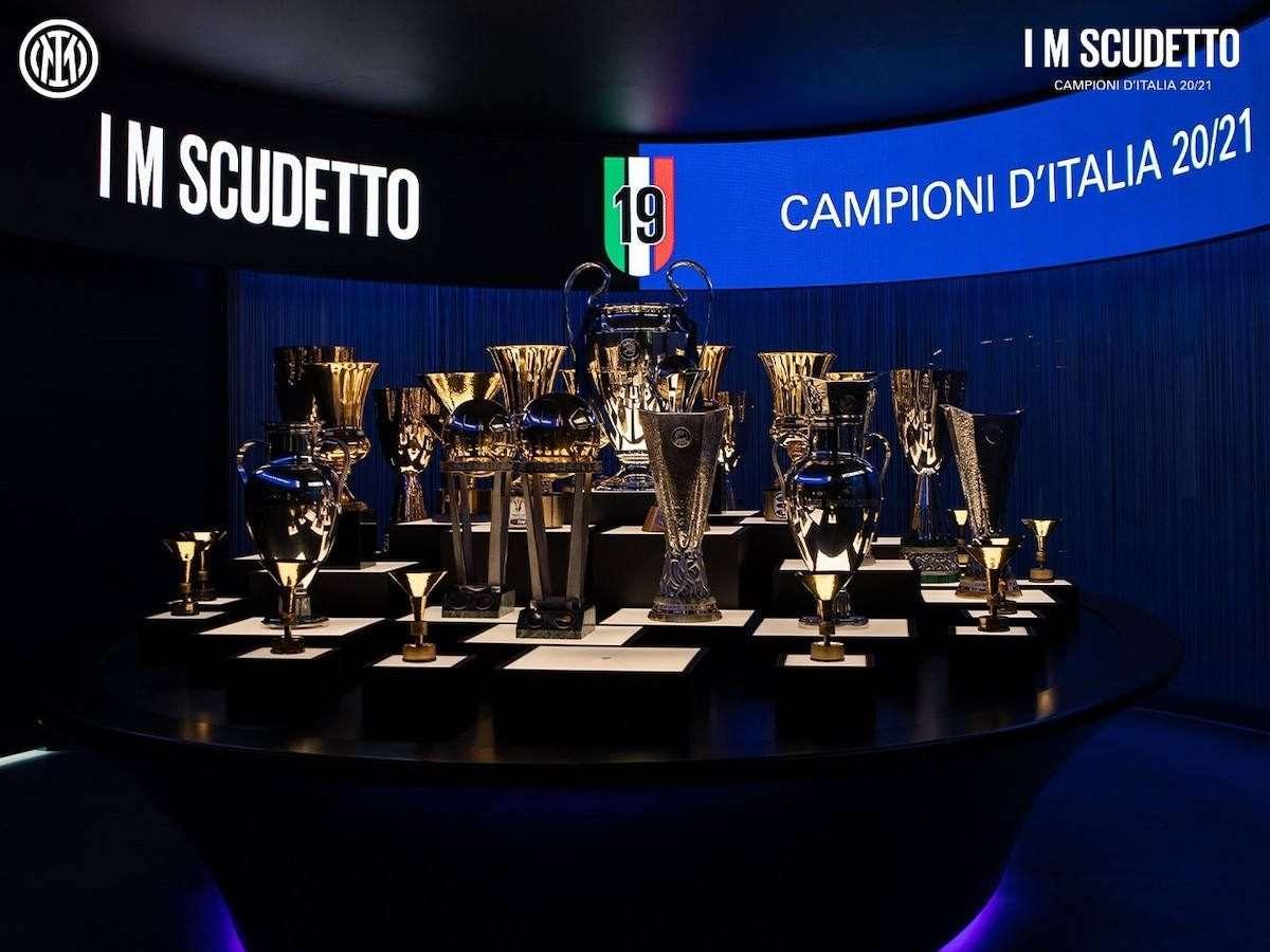 Santa Margherita firma il brindisi ufficiale del 19esimo scudetto dell'Inter