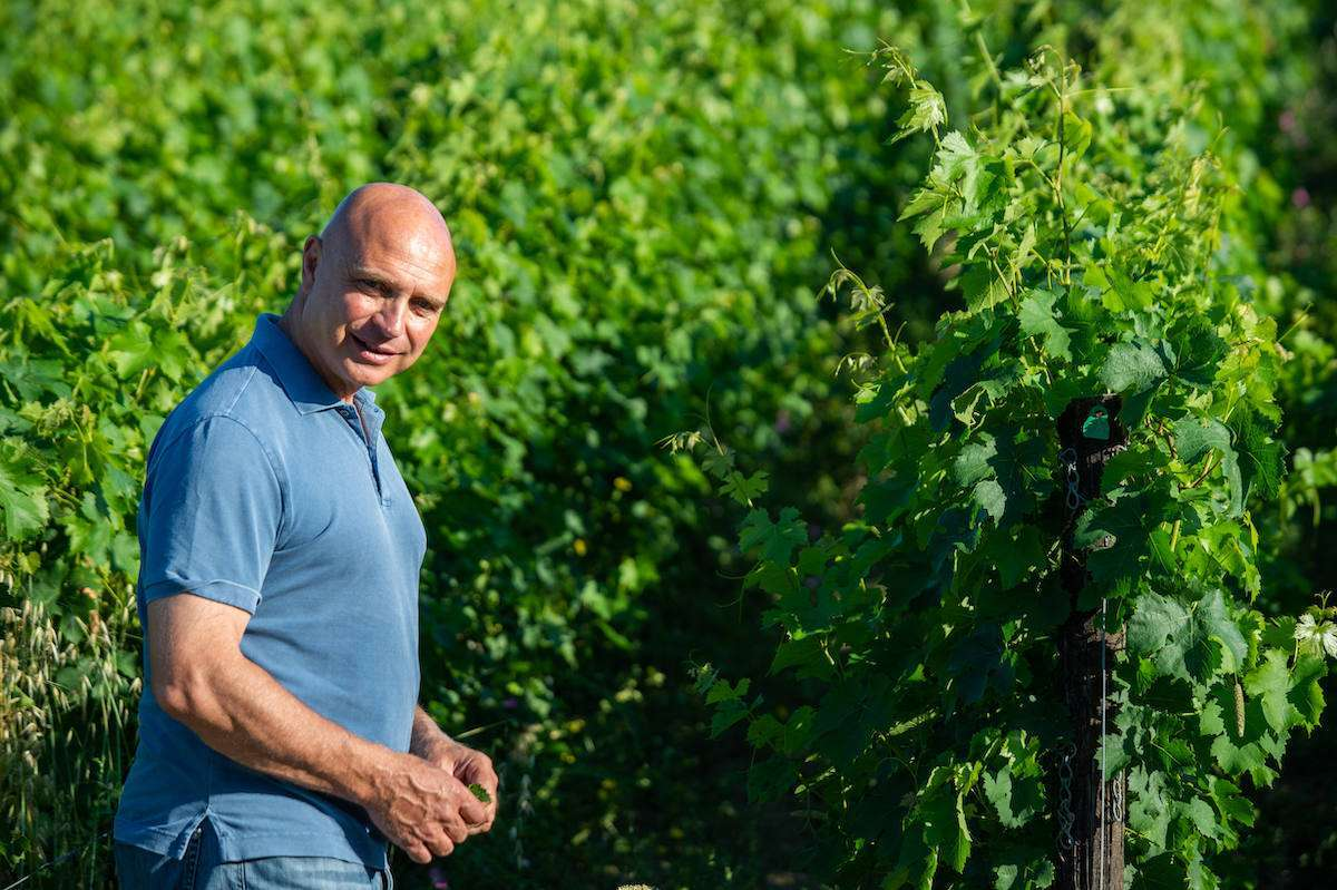 WineCouture meets Luca D'Attoma: Evviva il Sangiovese