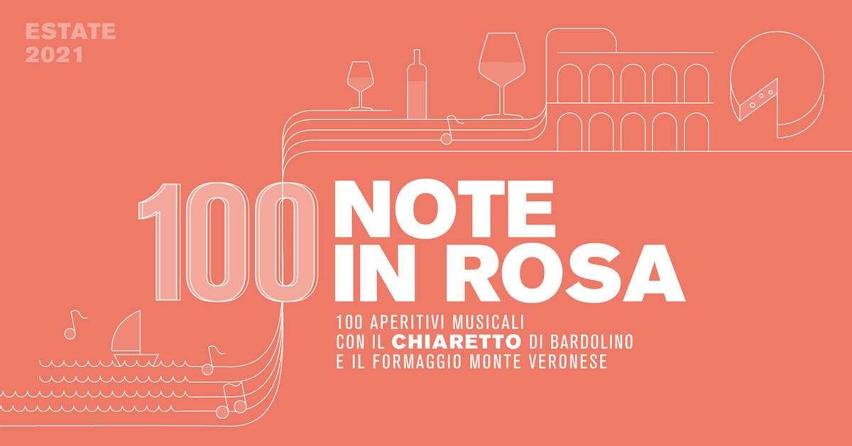 Chiaretto di Bardolino: 100 Note in Rosa prosegue anche in autunno