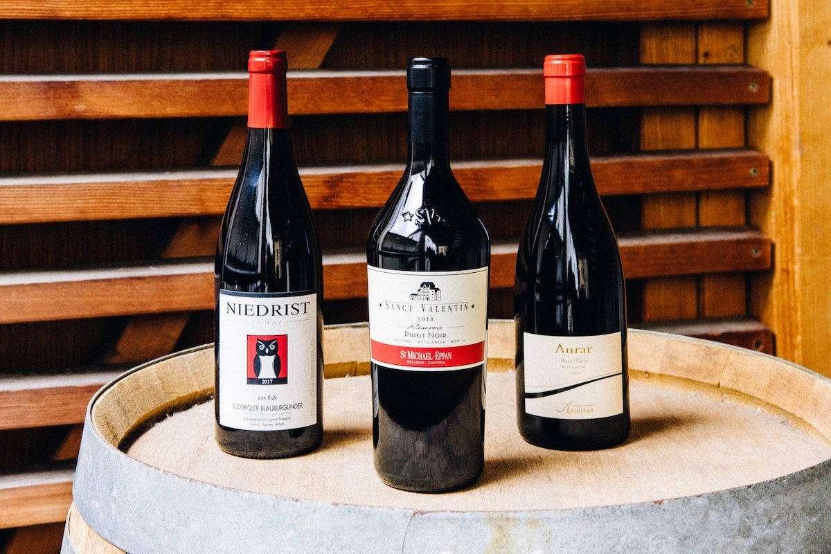 Il miglior Pinot Nero d'Italia 2018 è il Riserva Sanct Valentin di Cantina San Michele Appiano