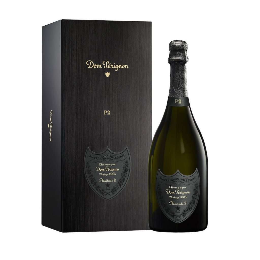 """L'esordio di quel che fu il Dom Pérignon Vintage 2003 rimanda al 2010. Oggi, nel 2021, questa annata così particolare ritorna indossando la più """"evoluta"""" veste Plénitude 2 Dom Pérignon Vintage 2003"""