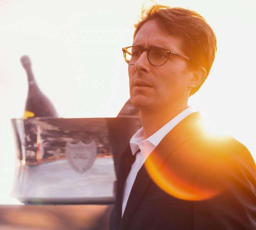 """Lo chef de cave Vincent Chaperon è stato chiamato alla sfida della """"longevità"""" con il nuovo Plénitude 2 Dom Pérignon Vintage 2003"""