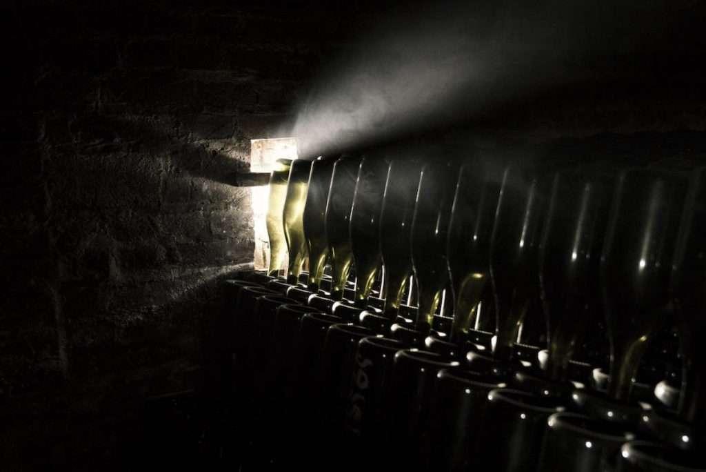 Con il Plénitude 2 Dom Pérignon il Vintage ritorna in una nuova fase di energia, in cui, dopo molti più anni di maturazione sui lieviti, l'intensità del vino è amplificata