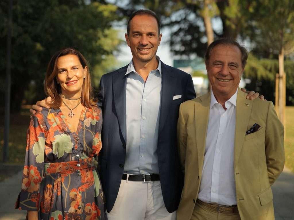 La famiglia Serena, titolare di Montelvini