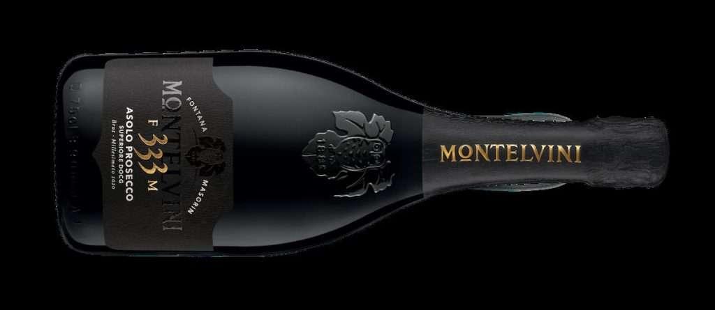 Nel nuovo Fm333 Montelvini, lo stile enologico si fonde in maniera perfettamente armonica con quello estetico della bottiglia