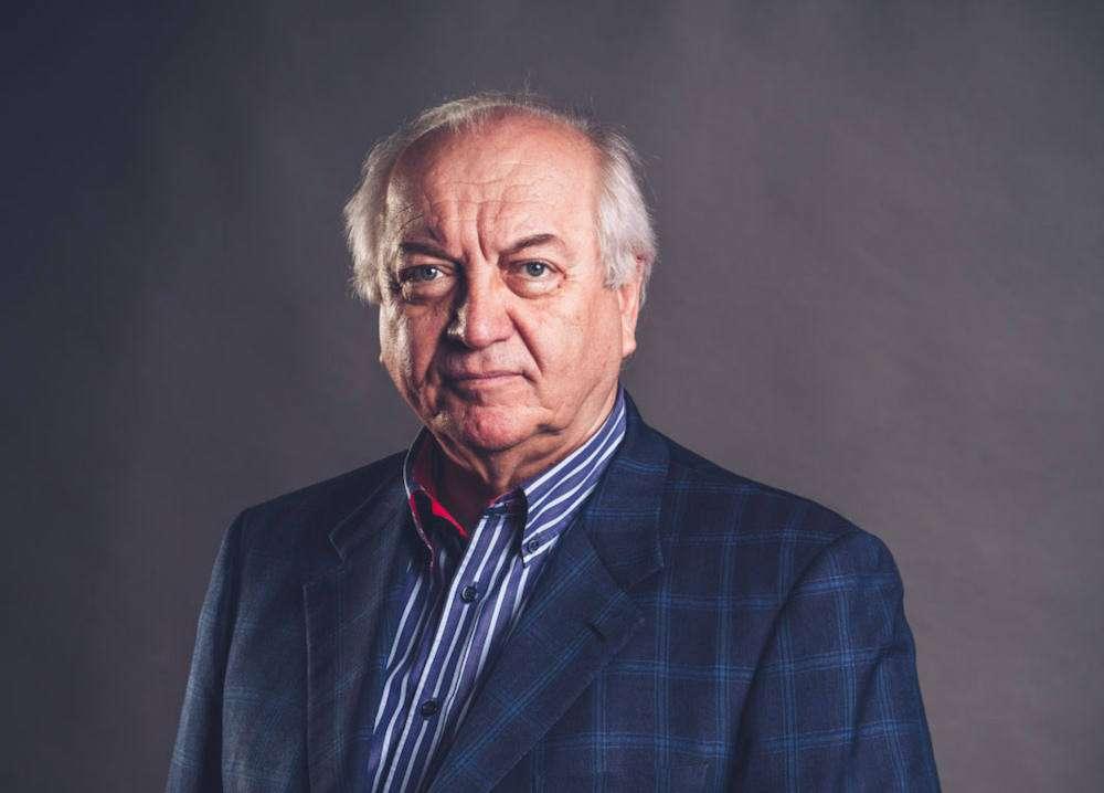 Il patron di Mgm Mondodelvino, Alfeo Martini