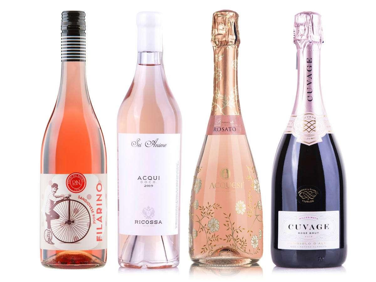 Quattro sfumature di rosé per rinfrescare il weekend di vacanza: i consigli di Mondodelvino