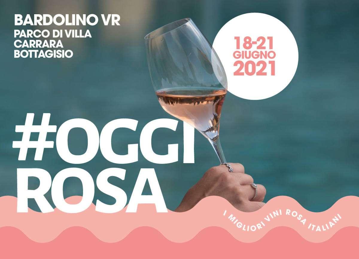 OggiRosa: dal 18 al 21 giugno, quattro giorni di degustazioni sul Garda
