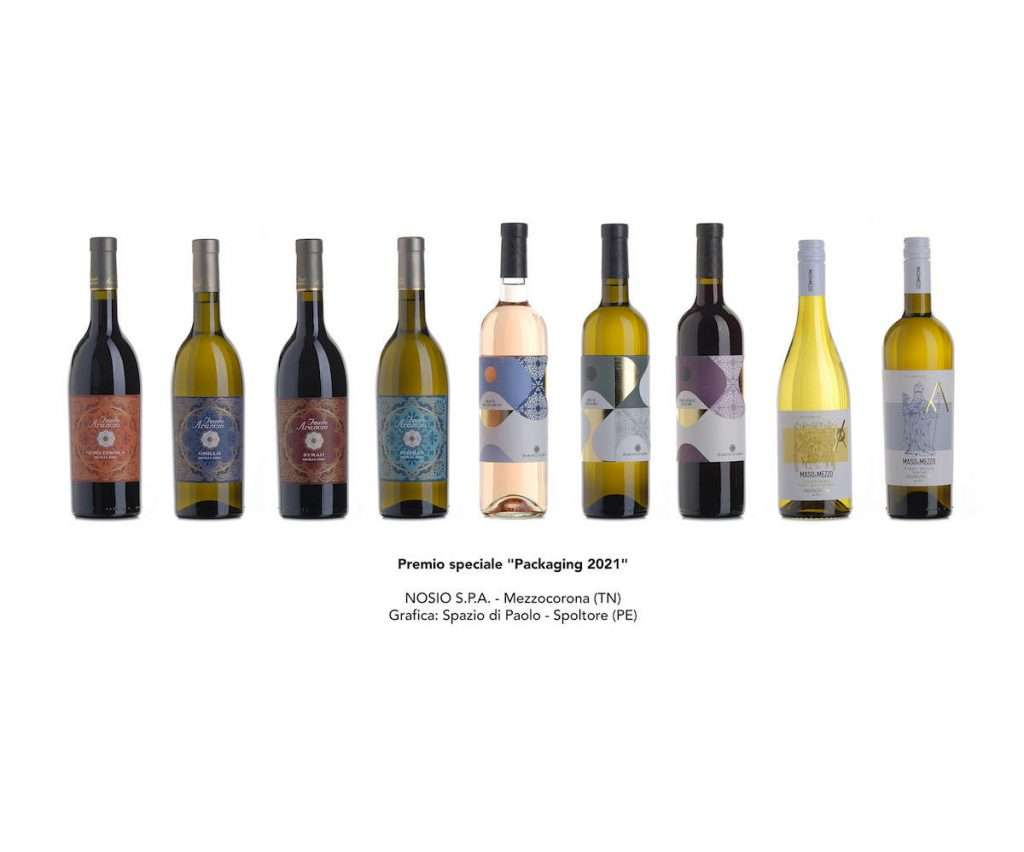 Premio speciale Packaging 2021 al Vinitaly Design International Packaging Competition