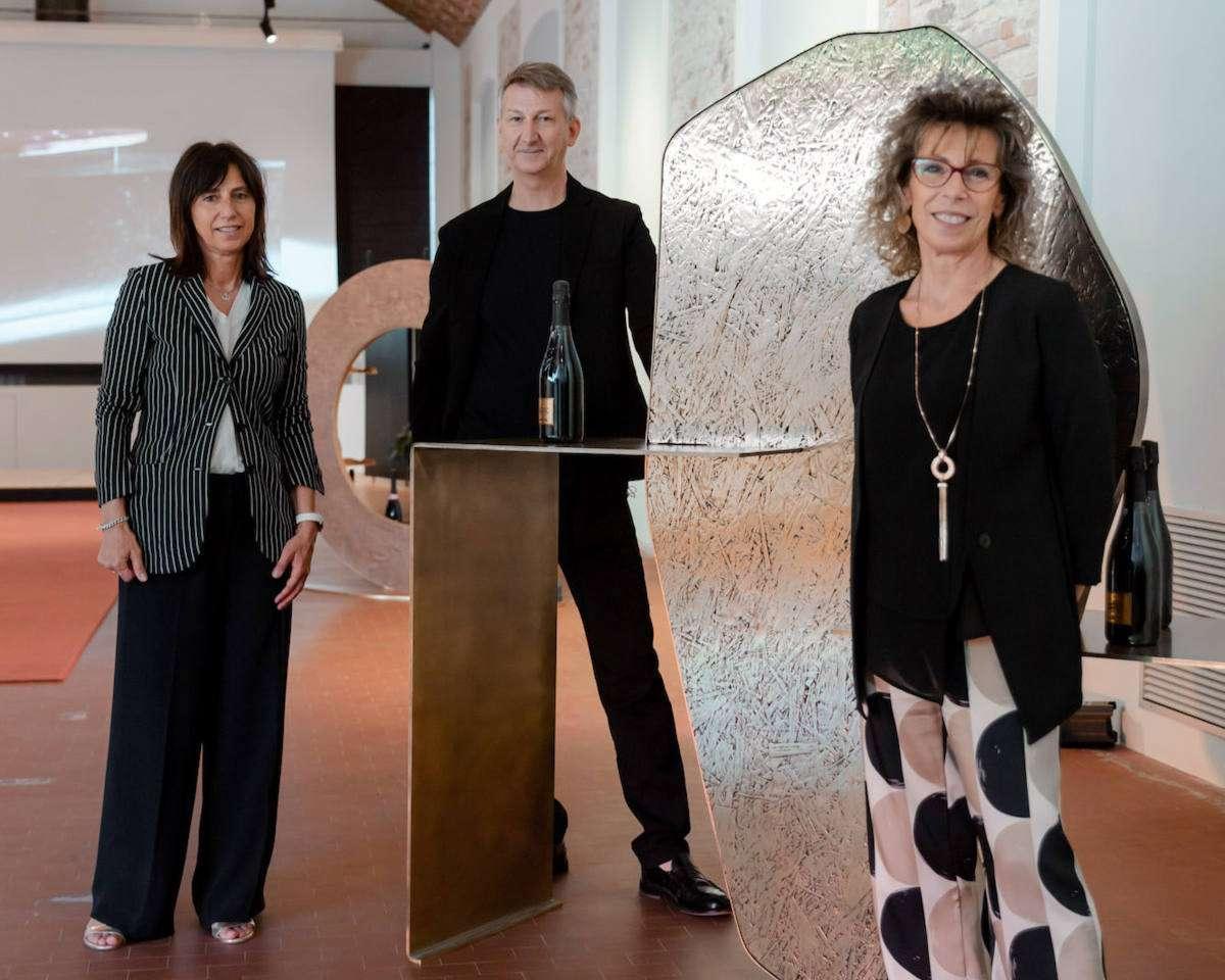 Bortolomiol: vino e design s'incontrano al Parco della Filandetta