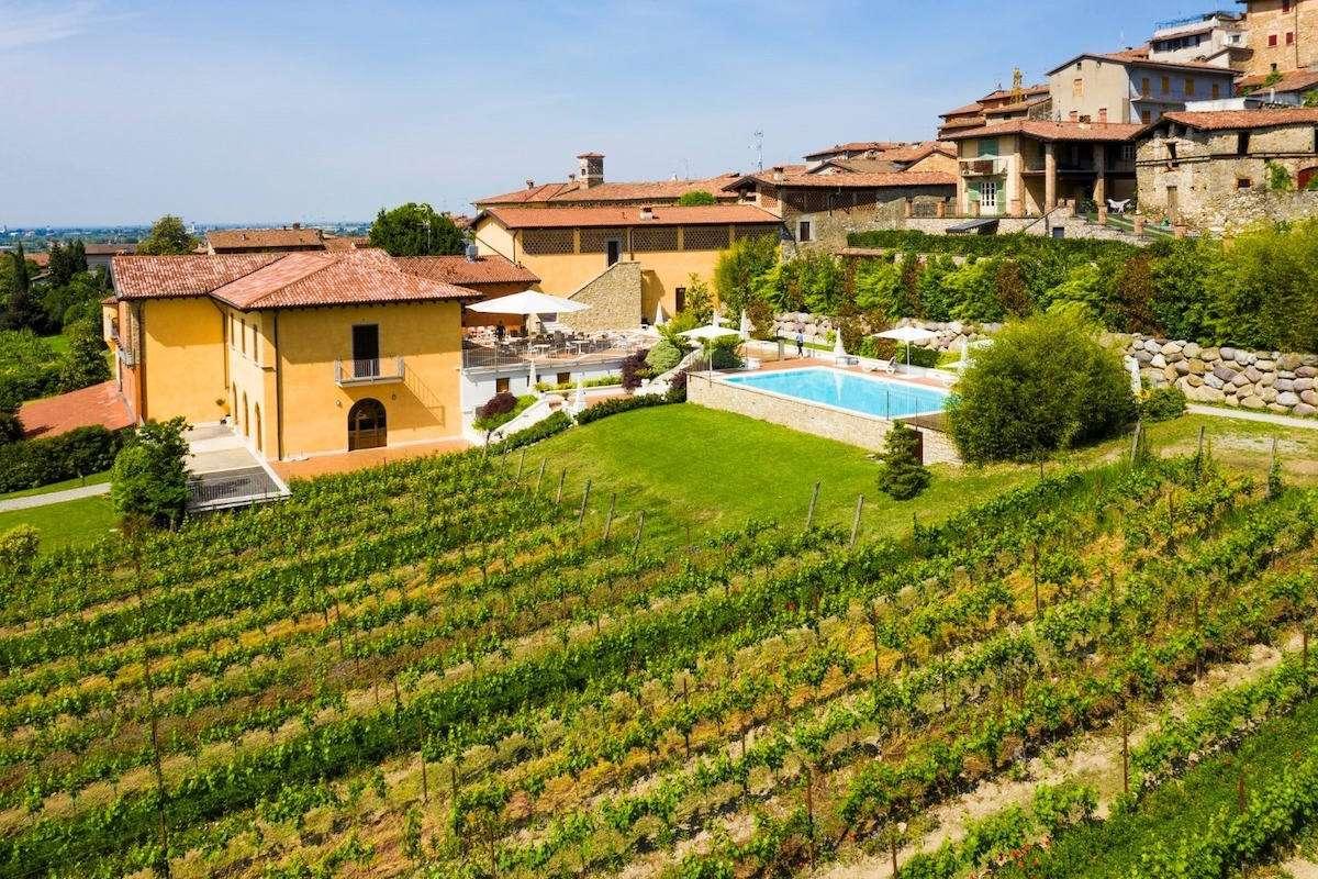 Franciacorta: il buen retiro per pochi dove dormire tra le vigne