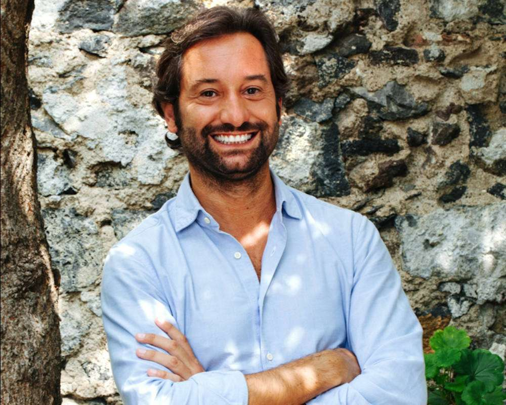 Antonio Benanti, presidente del Consorzio di Tutela Etna Doc