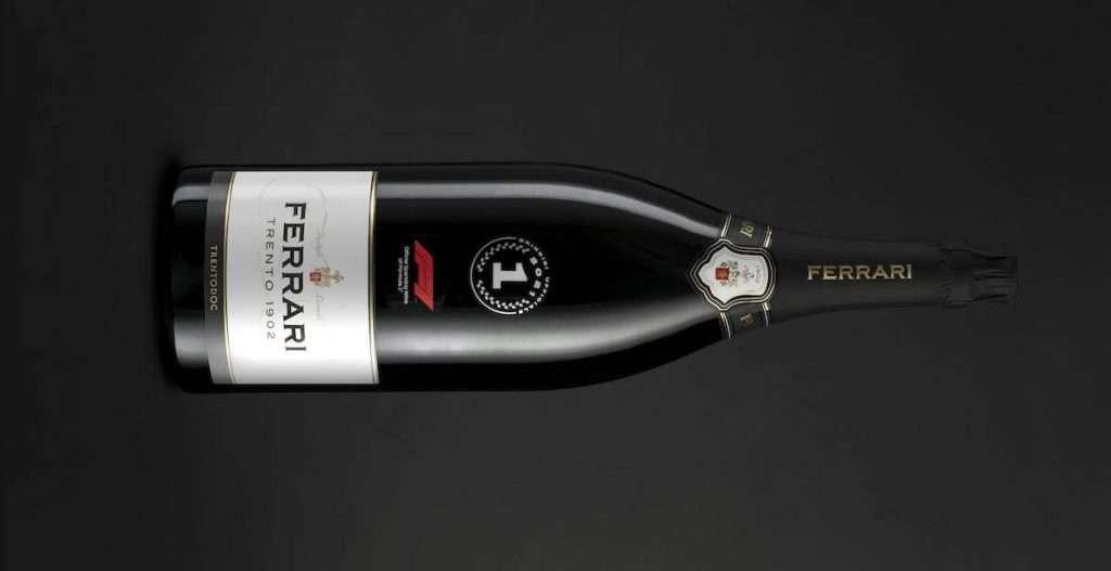 Il brindisi scelto da Ferrari Trento per i campioni della Formula 1 è un Blanc de Blancs millesimato della vendemmia 2015