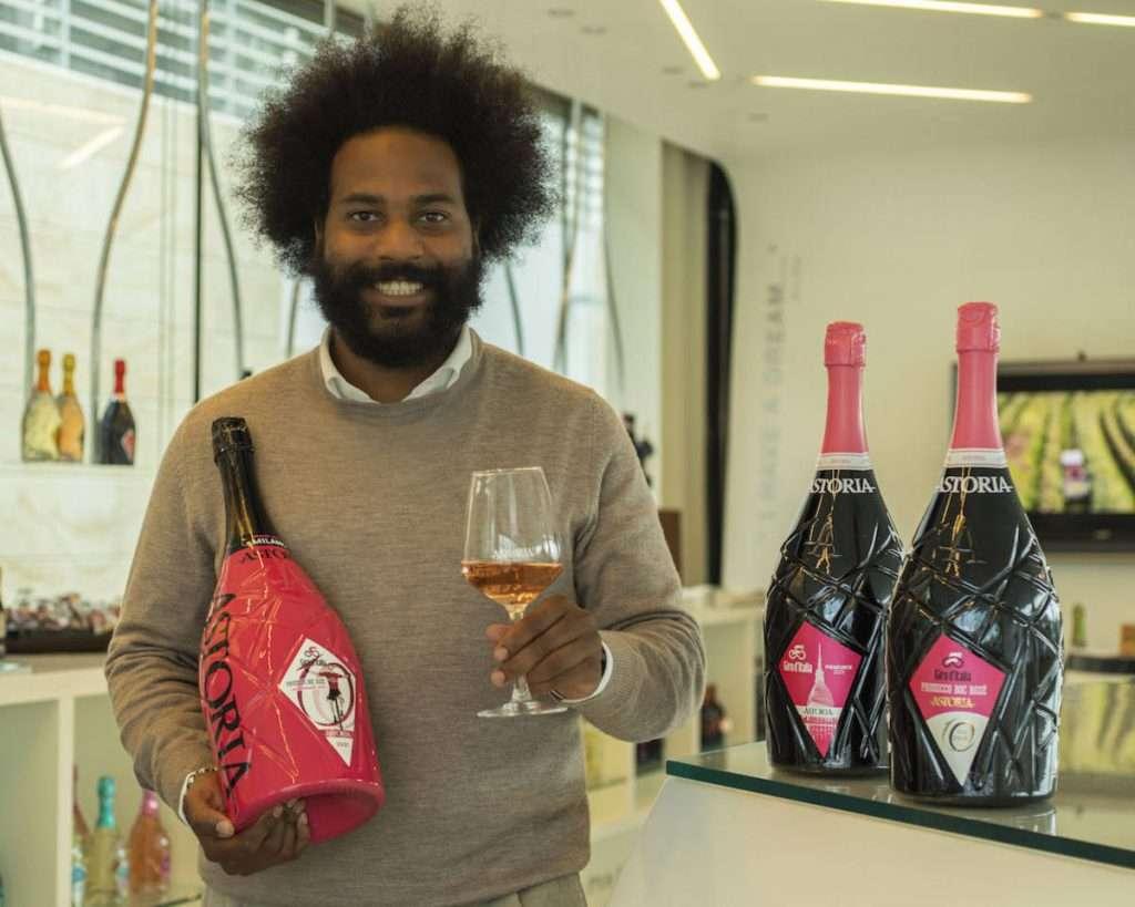 """""""Un'opportunità di diversificazione interessante per gli operatori del settore"""", così vede la novità in rosa ad Asolo Filippo Polegato di Astoria Wines"""