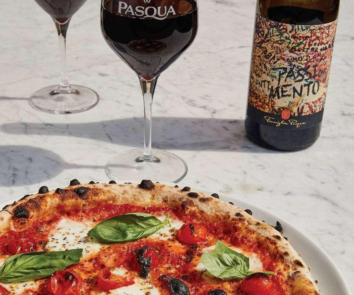 L'Italia del vino conquista Harrods con la novità Pizzeria & Pasqua