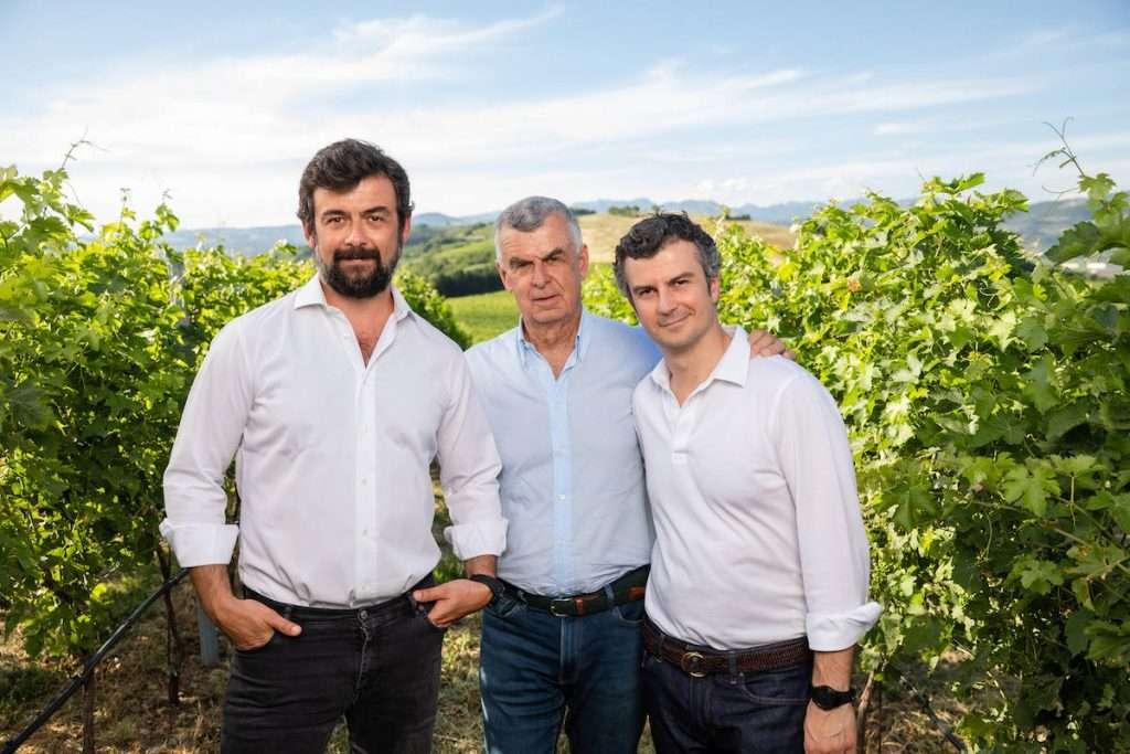 Riccardo, Umberto e Alessandro Pasqua