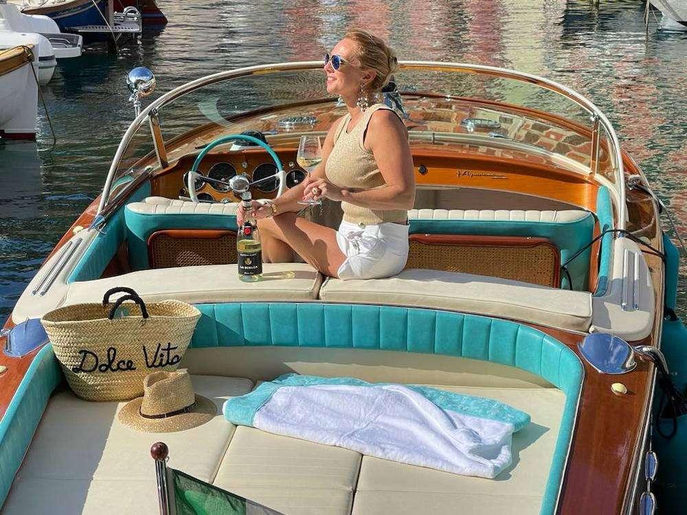 Per La Scolca il legame con il segmento del lusso come il segmento yachting è un rapporto consolidato negli anni