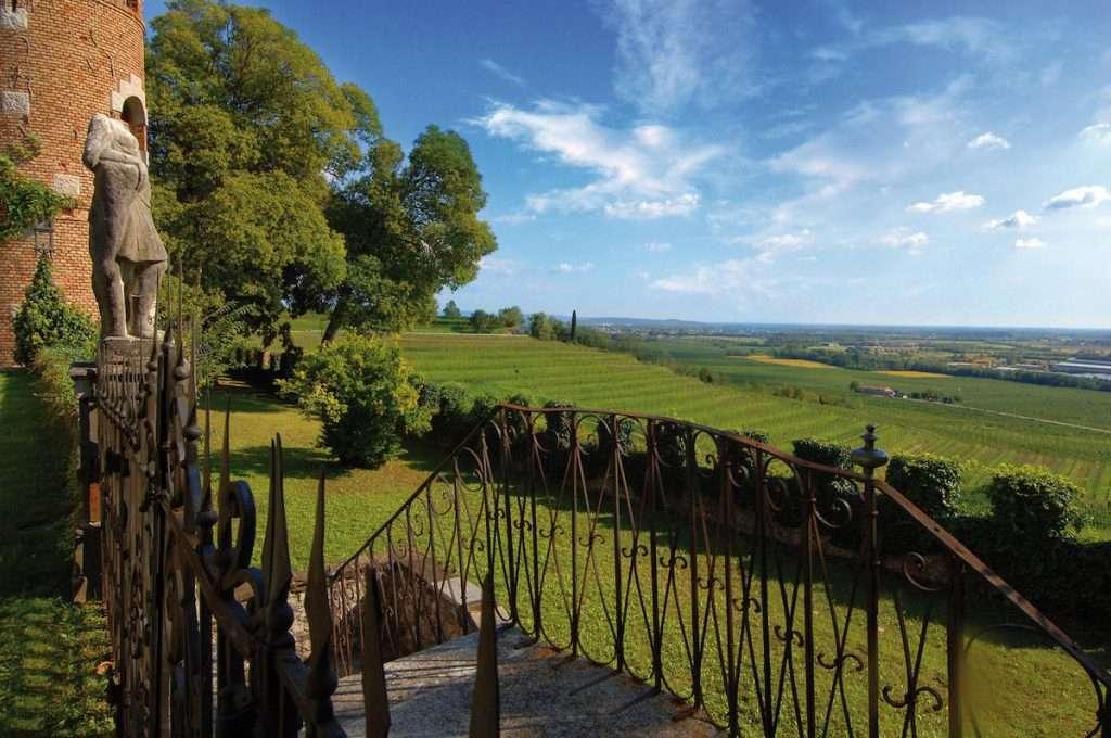 Il Castello di Buttrio, wine resort sui Colli Orientali del Friuli Venezia Giulia
