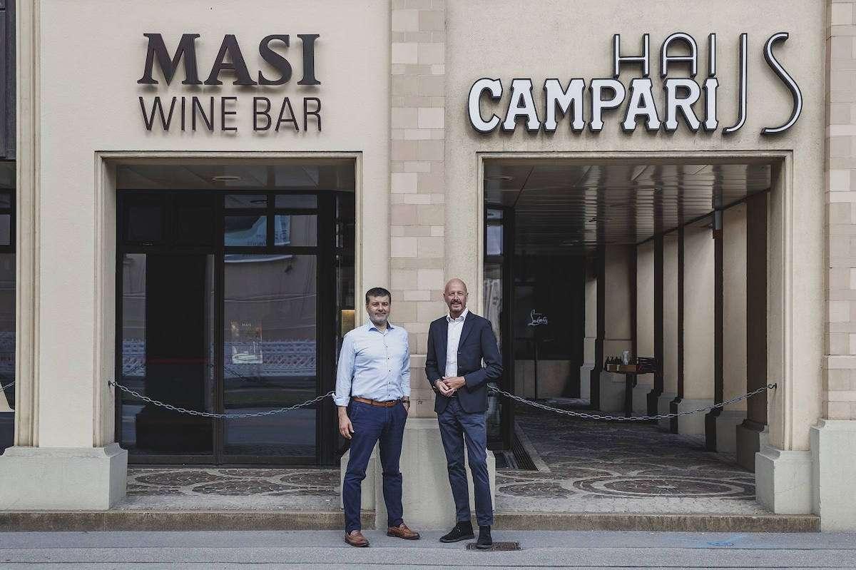 Il Masi Wine Bar Munich porta la dolce vita al cuore di Maximilianstrasse