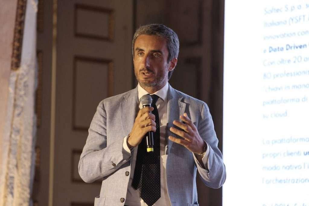 """Massimiliano Molese, Ceo di Softec e della capogruppo Fullsix, società specializzate in digital innovation """"dietro"""" la creazione delle applicazioni protagoniste della prossima Milano Wine Week"""