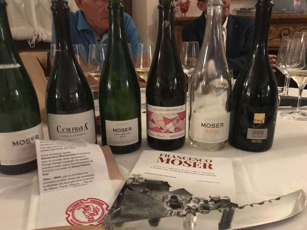 Denominazioni di fenomeni: Francesco Moser incontra l'Oltrepò