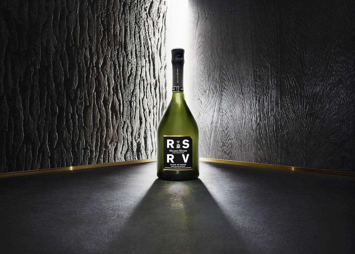 Rsrv Blanc de Noirs: il volto riservato di Mumm