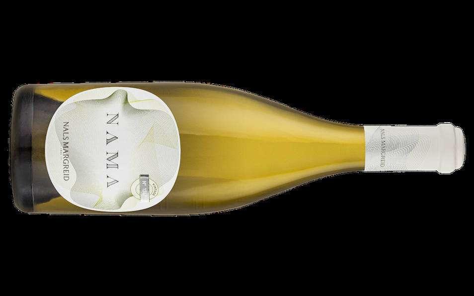La Cuvée Nama 2016 firmata Nals Margreid è prodotta nel numero limitato di 1.800 bottiglie e 50 Magnum