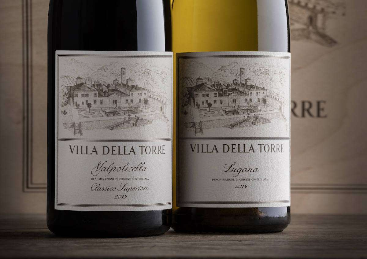 I vini Villa Della Torre entrano nel catalogo di Pellegrini