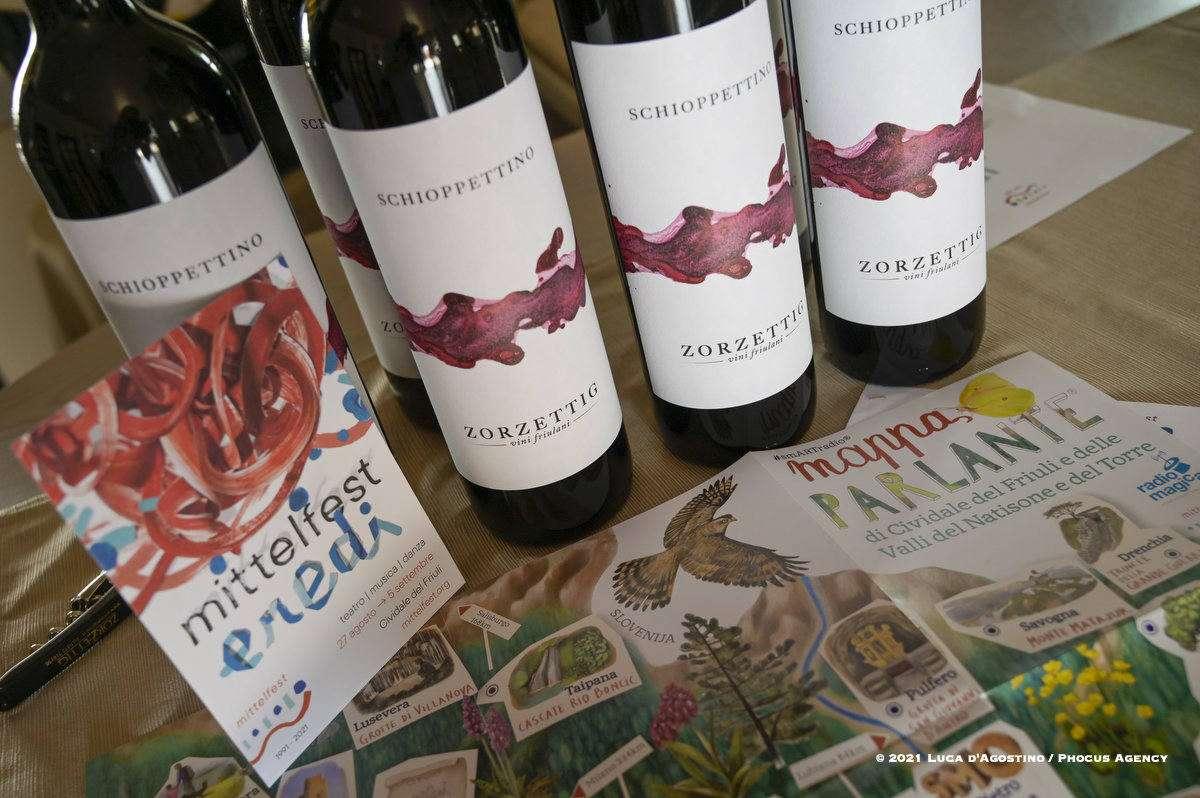 Mittelfest e Zorzettig: il bello di tradizioni e vini di confine