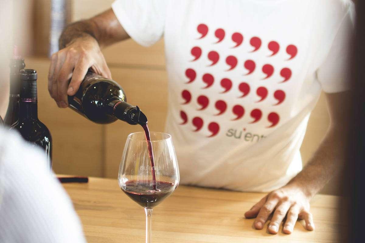 Su'entu: la Sardegna del vino unita riparte dopo gli incendi