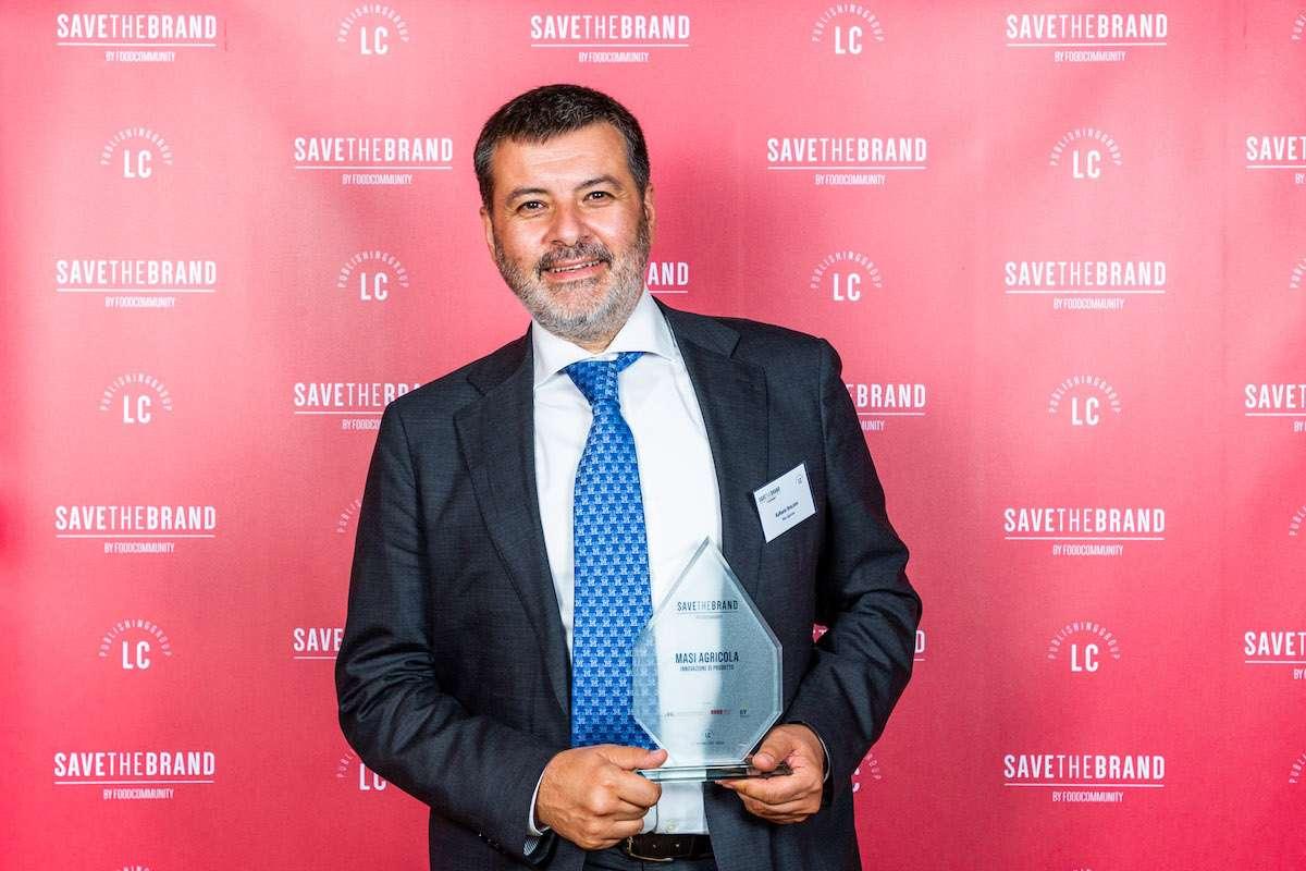 Masi vince il premio Save The Brand 2021 con Fresco di Masi