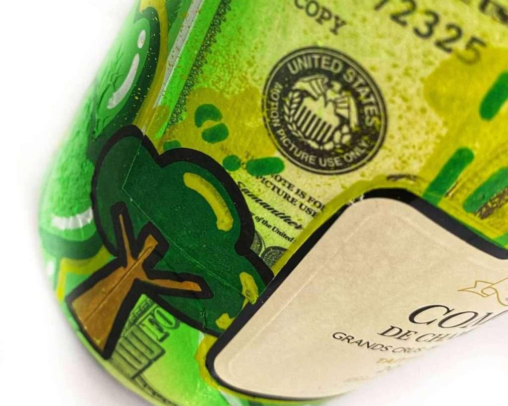 Alla nuova collezione green firmata Teo KayKay e TopChampagne abbinato anche un singolo NFT da collezione il cui ricavato di vendita sosterrà la causa