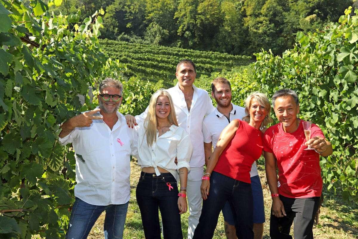 Vendemmia Solidale Le Manzane: un successo l'edizione del decennale