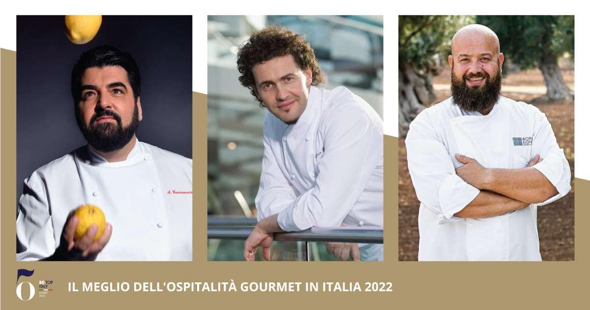 50 Top Italy Luxury: Cannavacciulo sul gradino più alto