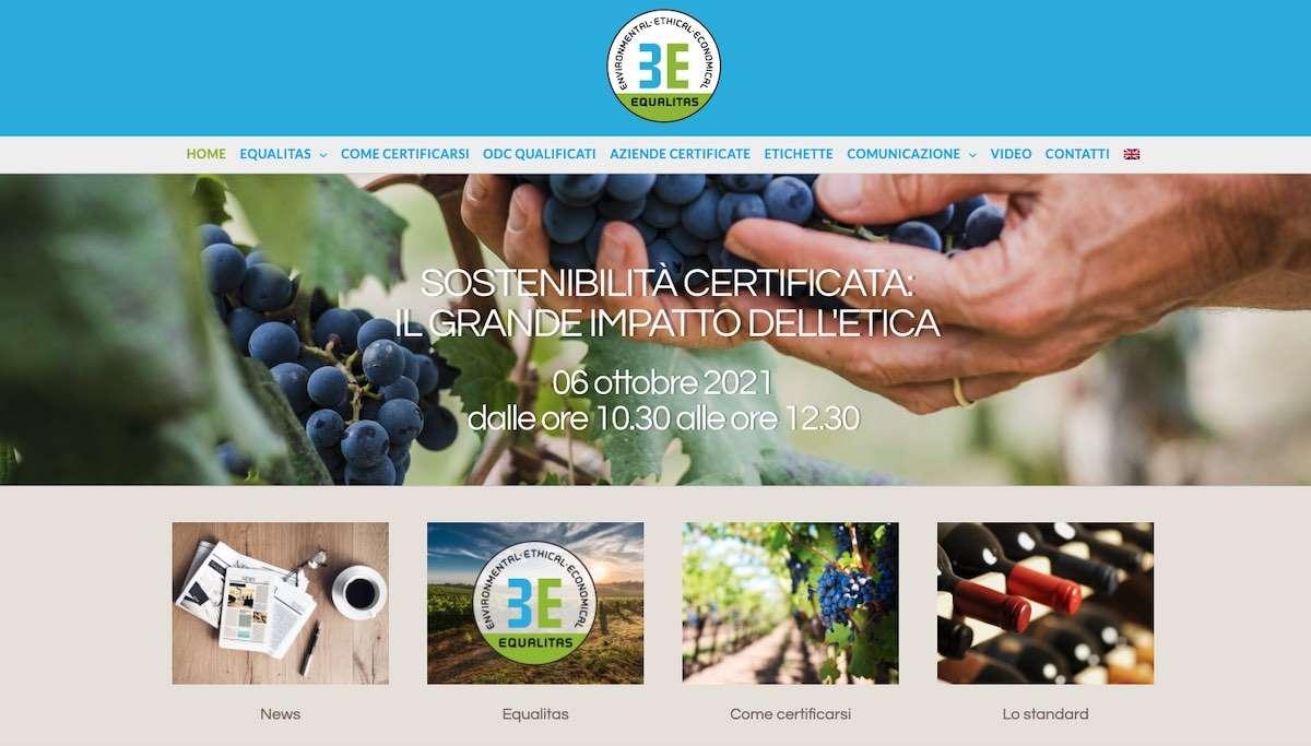 Sostenibilità certificata: intesa tra Equalitas ed Brc-Gs per un approccio semplificato