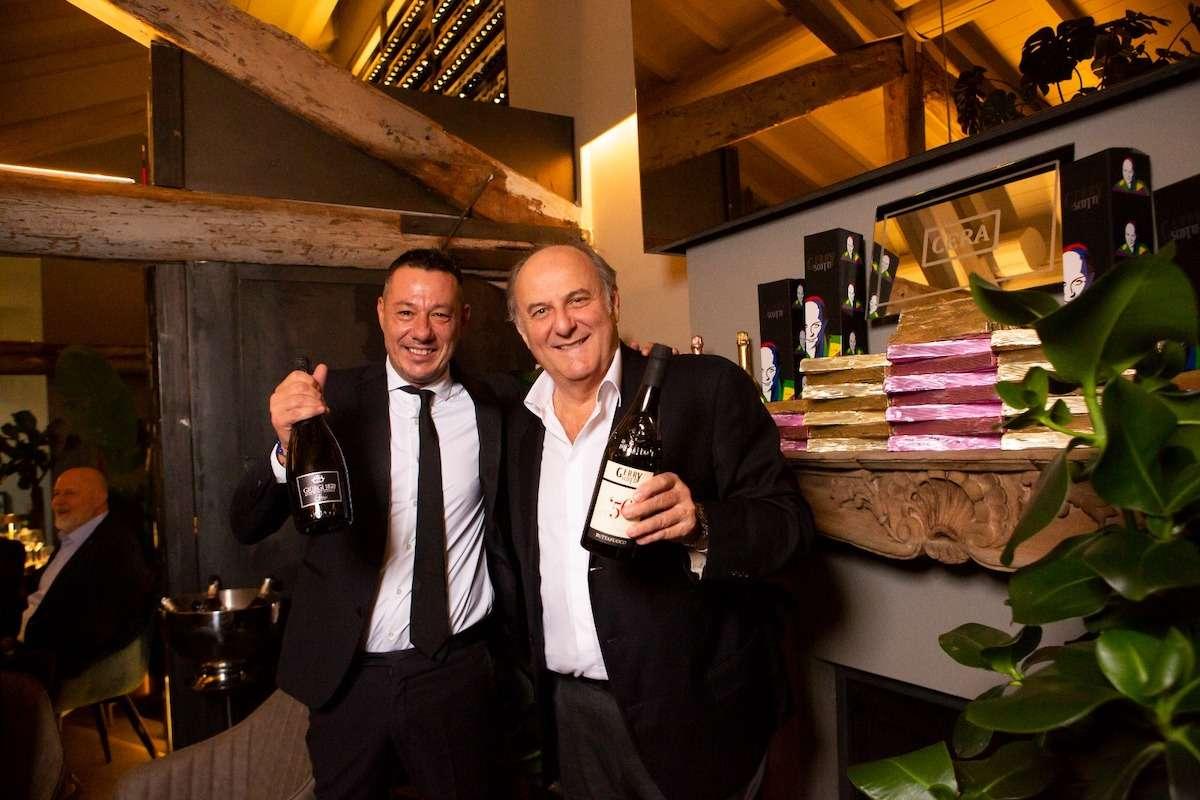Giorgi Wines, ecco i nuovi vini: 1870 Antonio Giorgi Extra Brut 2012 e Gerry Scotti Buttafuoco Storico Doc '56 2017