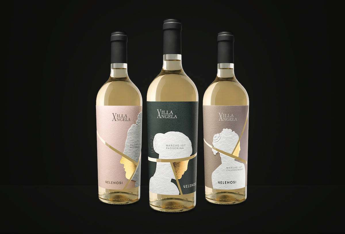 Di chi sono le etichette di vino più belle? Un italiano