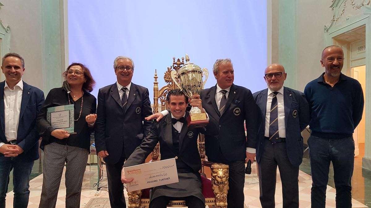 Master Romagna Albana al toscano Massimo Tortora
