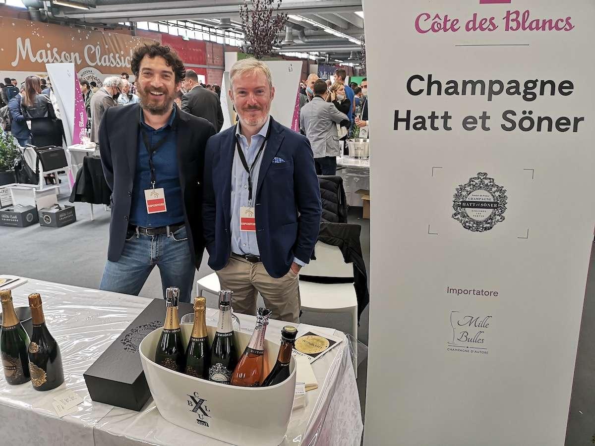 Champagne Experience/ 4: Hatt et Söner un patrimonio davvero speciale