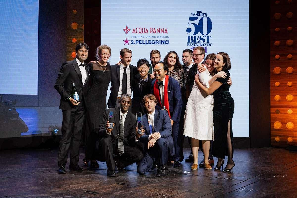 The World's 50 Best Restaurants Awards 2021: trionfa René Redzepi del Noma di Copenaghen